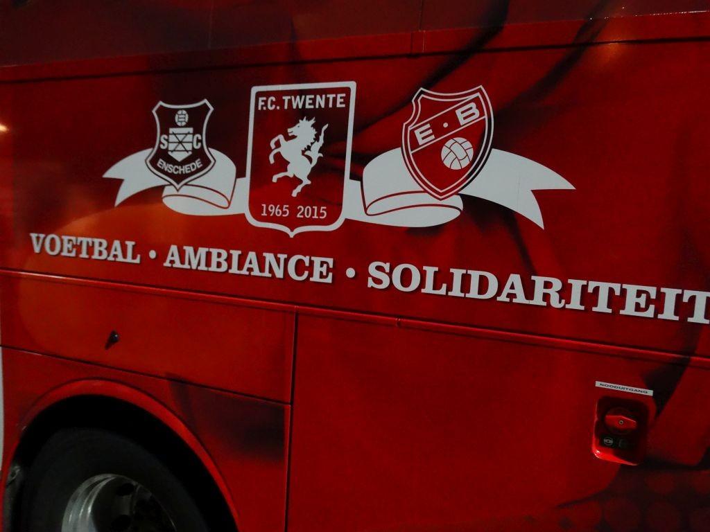 Tegenstander vandaag is FC Twente, waar het de afgelopen periode weinig over voetbal ging.