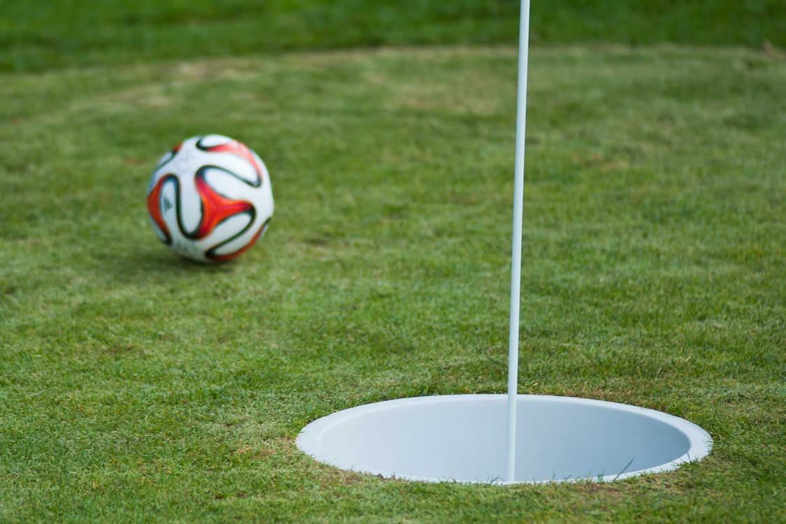 ZATERDAG 2 SEPTEMBER FOOTGOLF EVENEMENT PRO EXCELSIOR