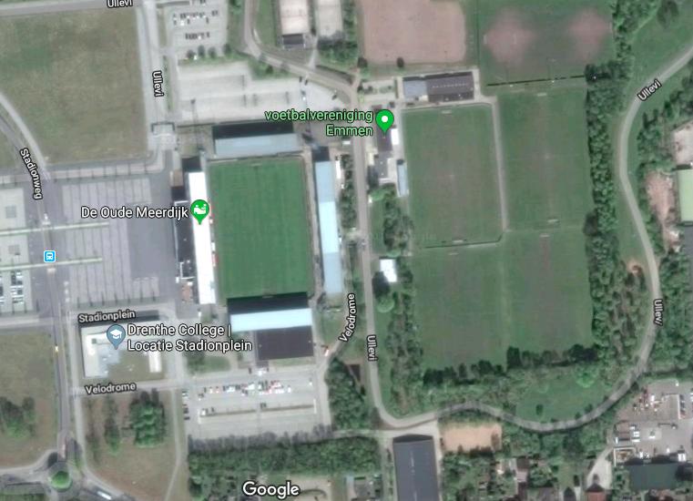 Informatie FC Emmen-uit